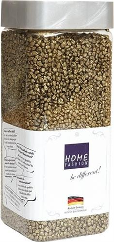 Granulat Kies gold Körnung 2 - 3mm 550ml