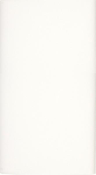 Mitteldecke Uni weiß 80x80cm