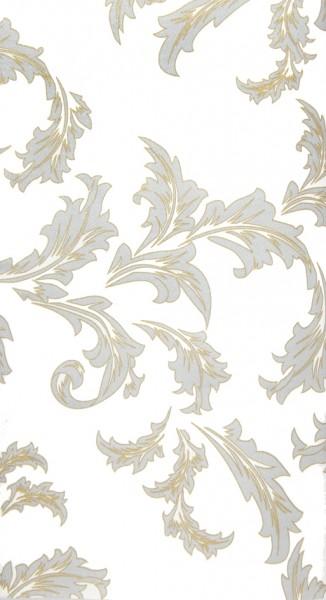 Tischdecke Airlaid Luxury gold/silver - Ornamente edel gold/silber 120x180cm