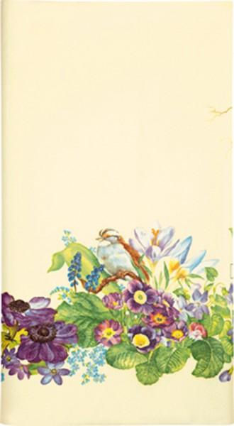 Mitteldecke Frühlingskranz 80x80cm