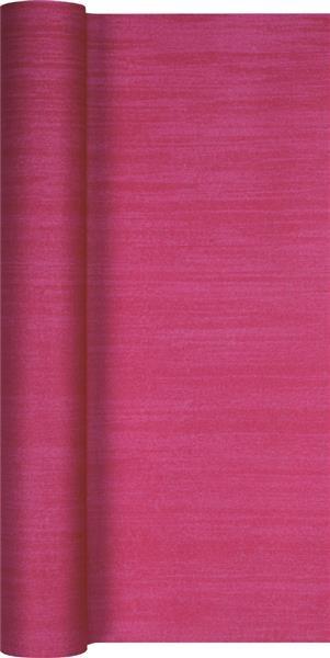 Tischläufer Struktur berry 490x40cm