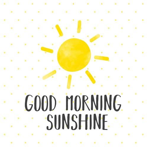 PPD Servietten Good Morning S. 33x33cm