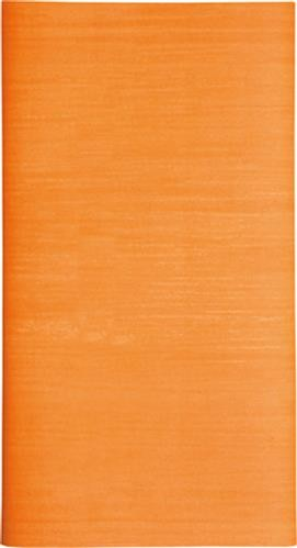 Mitteldecke Struktur orange 80x80cm