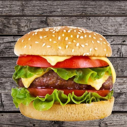 20 Servietten Happy Burger – Burgerfest 33x33cm