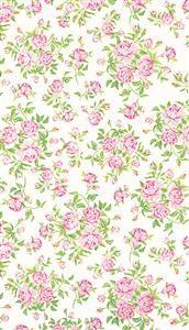 Mitteldecke Little Roses - Kleine Rosen 80x80cm