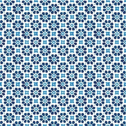 Ambiente Servietten Laureen blue 33x33cm