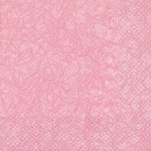 20 Servietten Modern Colours rosa 33x33cm