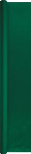 Tischtuchrolle Uni dunkelgrün 500x120cm