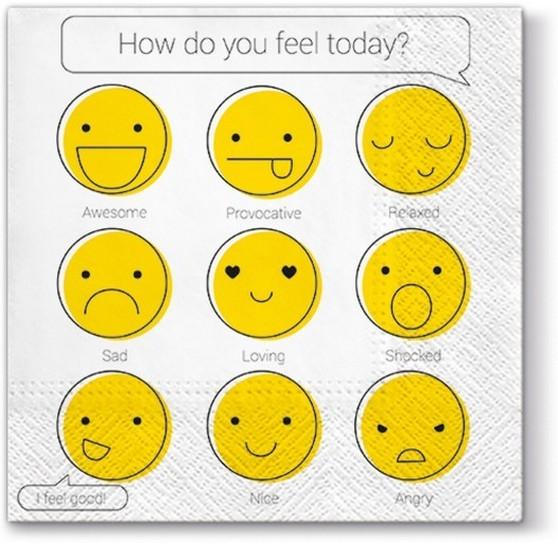 Wie Du Dich Anfühlst