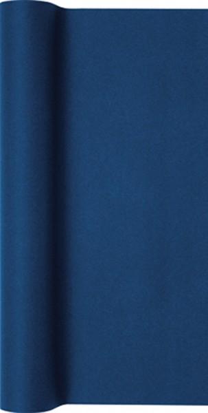 Tischläufer Uni dunkelblau 490x40cm
