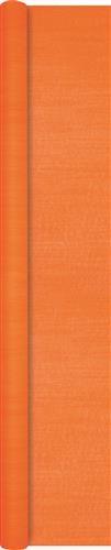 Tischtuchrolle Struktur orange 500x120cm