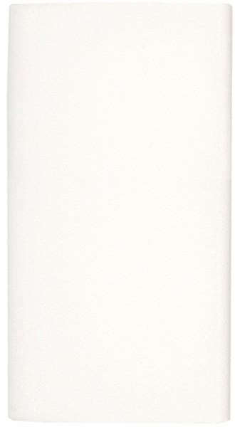 Tischdecke Airlaid Uni weiß 120x180cm