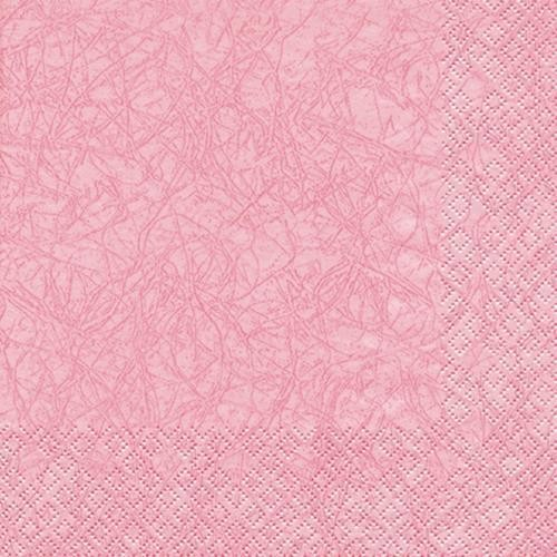 20 Servietten Modern Colours rosa 33x33cm