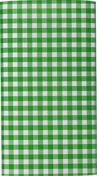 Mitteldecke Karo dark green - Karo dunkelgrün 80x80cm