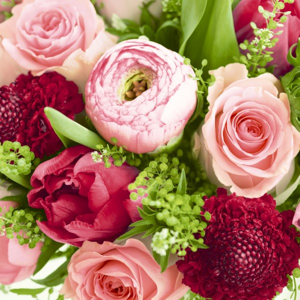 20 Cocktailservietten A Wealth of Flowers – Reich an Blumen 24x24cm