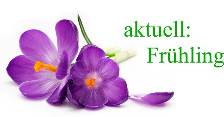 Anlässe & Themen Frühling
