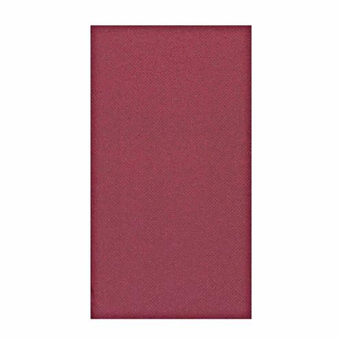 50 Servietten Cottone Catering bordeaux 32x40cm