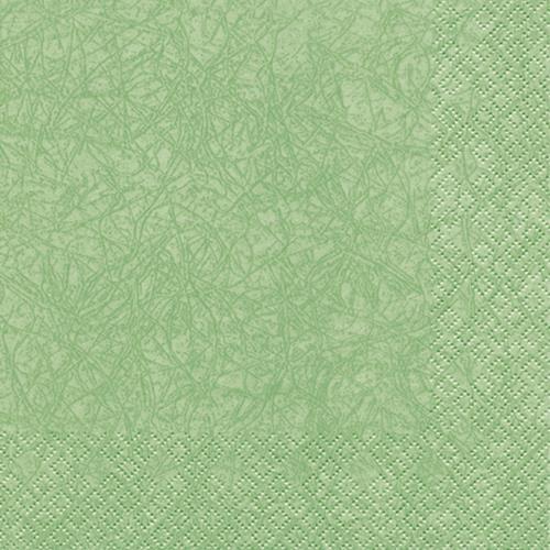 20 Servietten Modern Colours pastel green 33x33cm